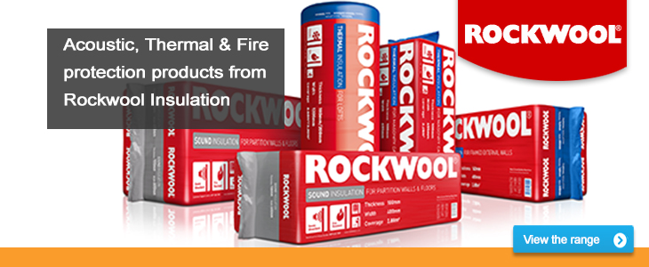 Rockwool's Acoustic, Thermal & Fire protection