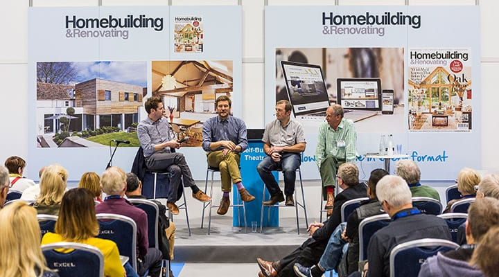 Homebuilding & Renovating Show NEC 23 - 26 March